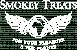 Smokey Treats Cigarettes Logo